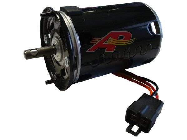 12 volt, 3 speed, 4 wire motor, 5/16″ shaft with 3/8″ adapter